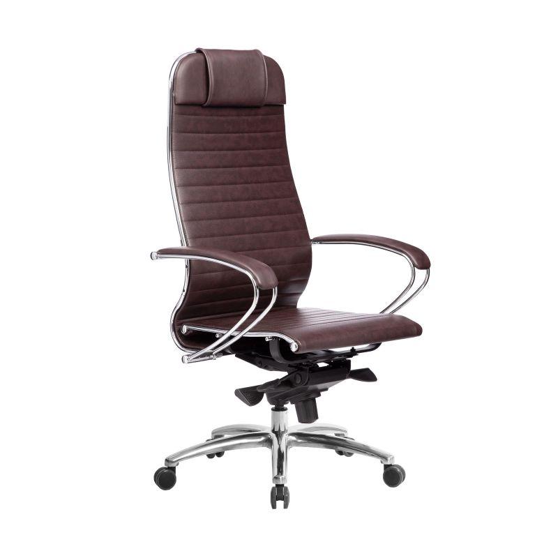 Кресло компьютерное Samurai K-1.04 Темно-бордовый