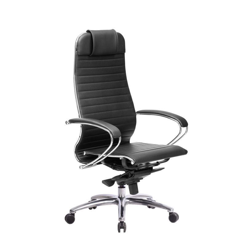 Кресло компьютерное Samurai K-1.04 Черный