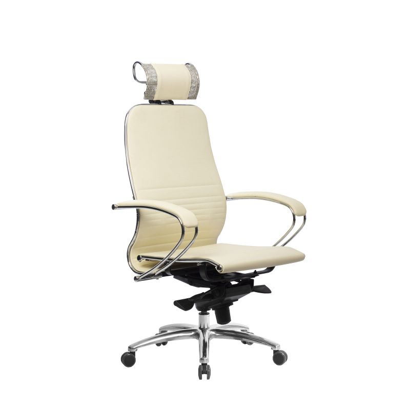 Кресло компьютерное Samurai K-2.04 Бежевый