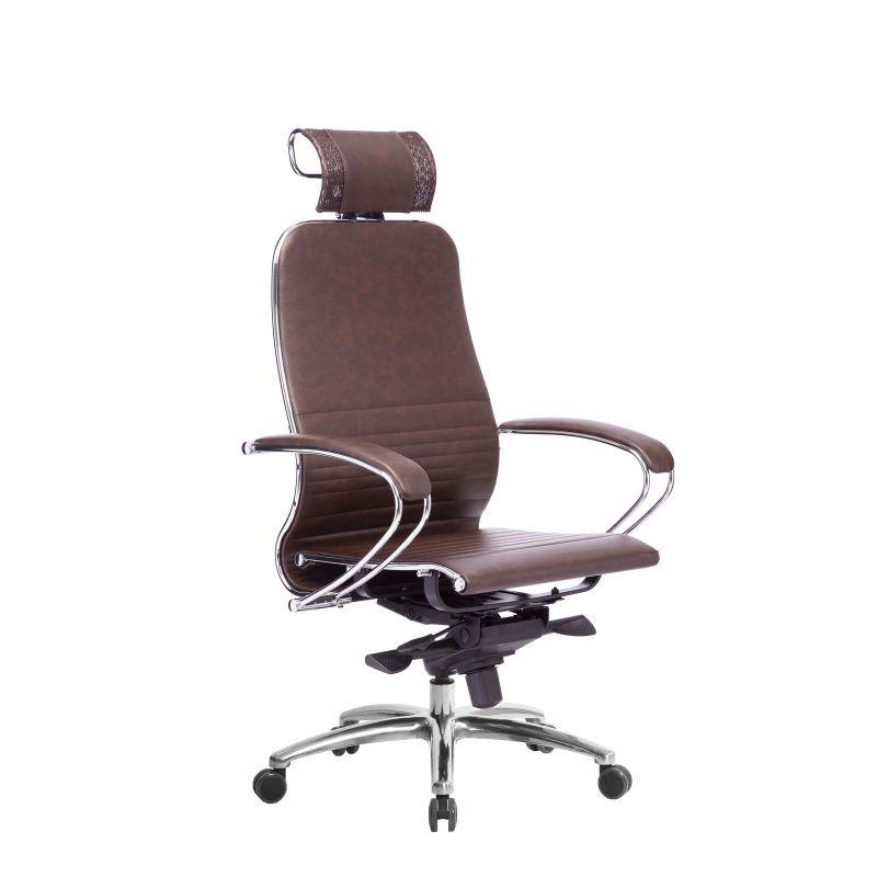Кресло компьютерное Samurai K-2.04 Темно-бордовый