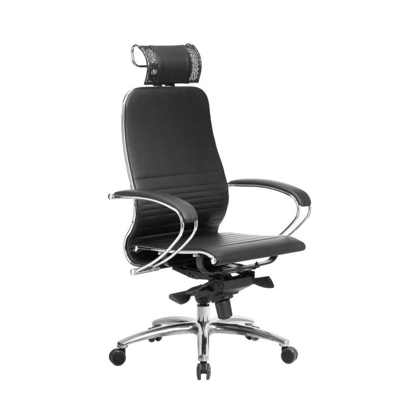 Кресло компьютерное Samurai K-2.04 Черный