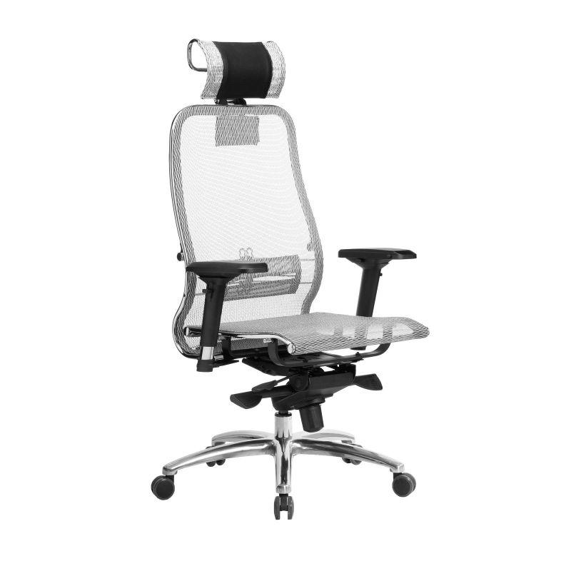 Кресло Samurai S-3.04 Серый