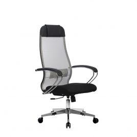 Кресло компьютерное Метта Комплект 18 Темно-серый для офиса и дома