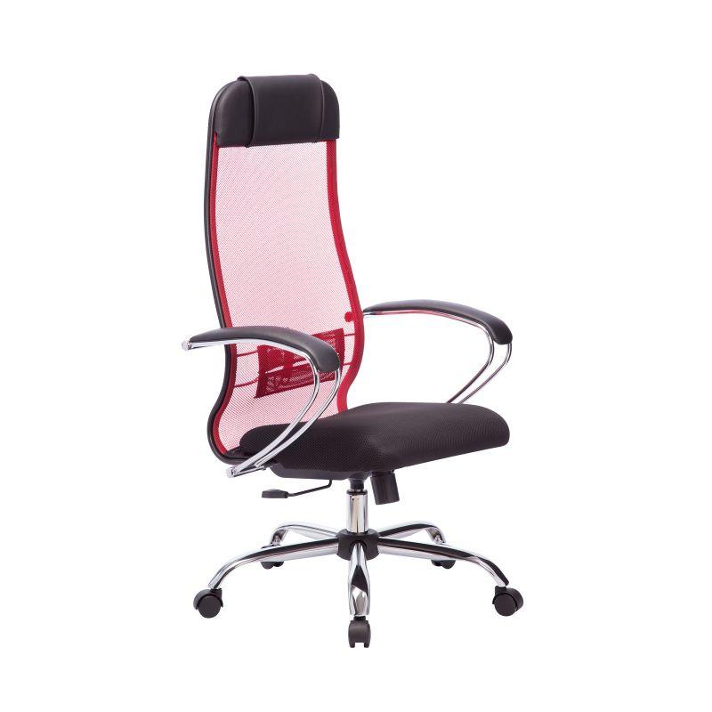 Кресло компьютерное Метта Комплект 18 Красный для офиса и дома
