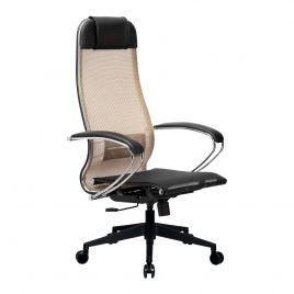 Кресло компьютерное МЕТТА 4 Зол ротанг для офиса и дома