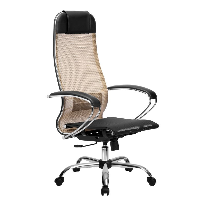 Кресло компьютерное МЕТТА 4 Золотой для офиса и дома