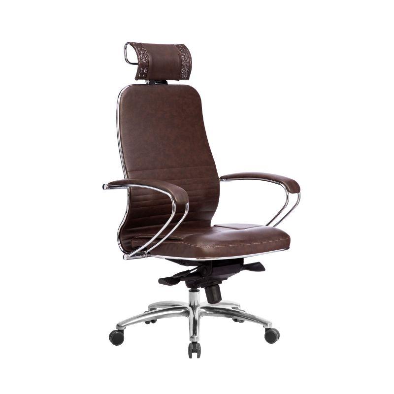 Кресло Samurai KL-2.04 Темно-коричневый