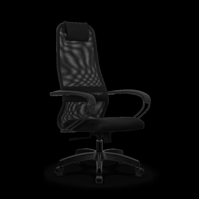 Кресло компьютерное SU-BP-8 Черный для офиса и дома