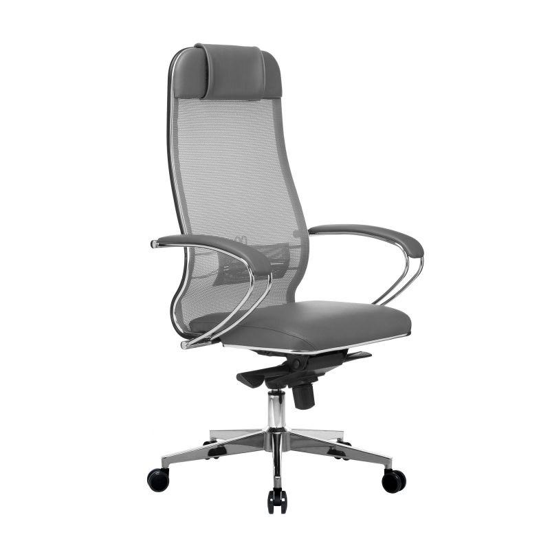 Кресло компьютерное Samurai Comfort-1.01 Серый
