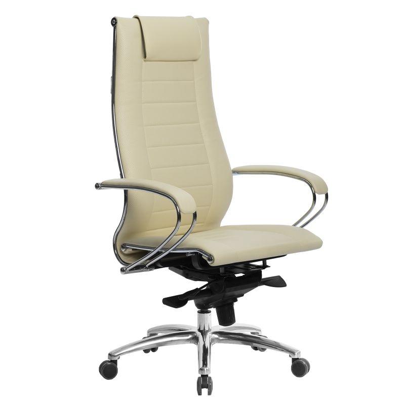 Кресло компьютерное Samurai Lux 2 Бежевый