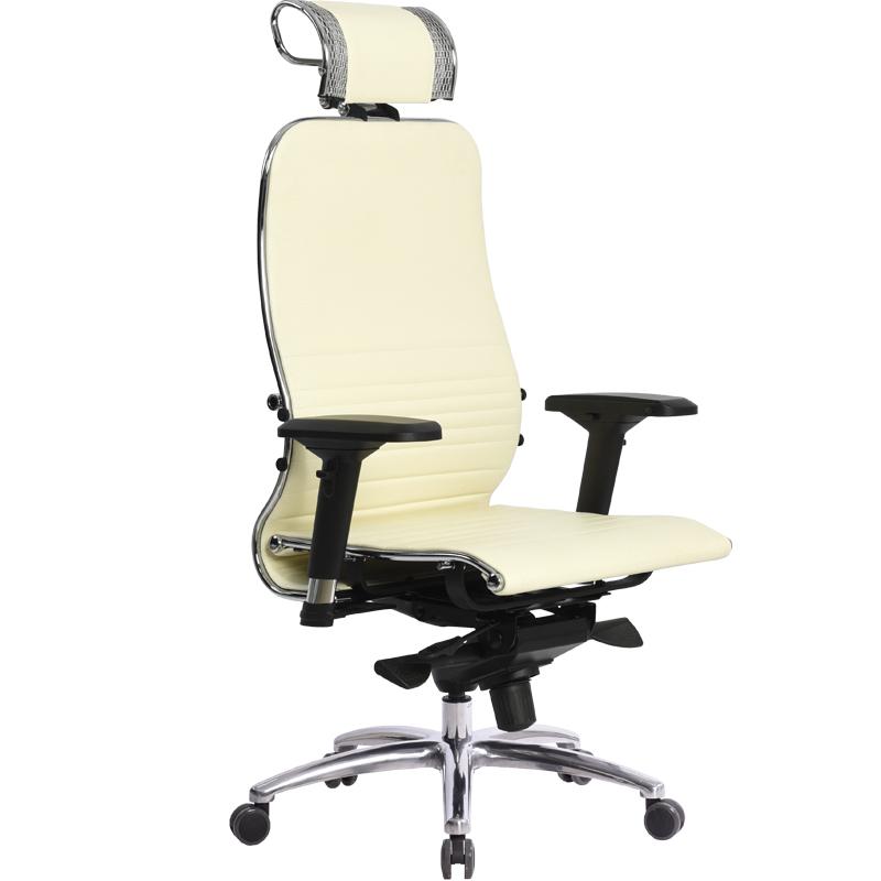 Кресло компьютерное Samurai K-3.04 Бежевый