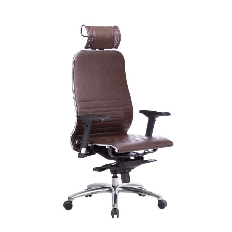 Кресло компьютерное Samurai K-3.04 Темно-коричневый