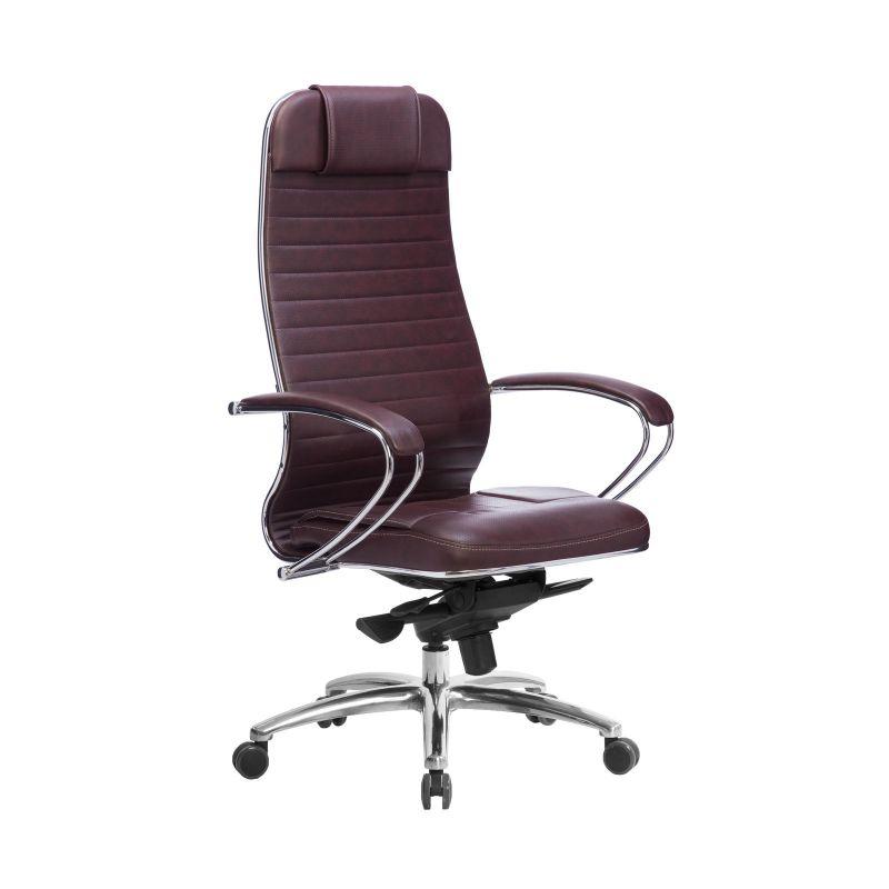 Кресло компьютерное Samurai KL-1.04 Темно-бордовый