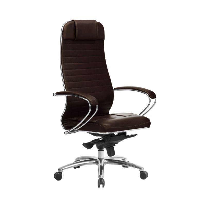 Кресло компьютерное Samurai KL-1.04 Темно-коричневый