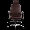 Кресло компьютерное Samurai KL-2 Темно-коричневый для офиса и дома (руководителя)
