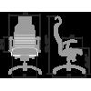 Компьютерное кресло Samurai KL-3.04 Темно-бордовый