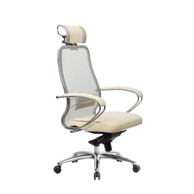 Кресло компьютерное Samurai SL-2.04 Бежевый
