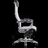 Кресло компьютерное для руководителя Samurai S-1 Серый (для дома и офиса)