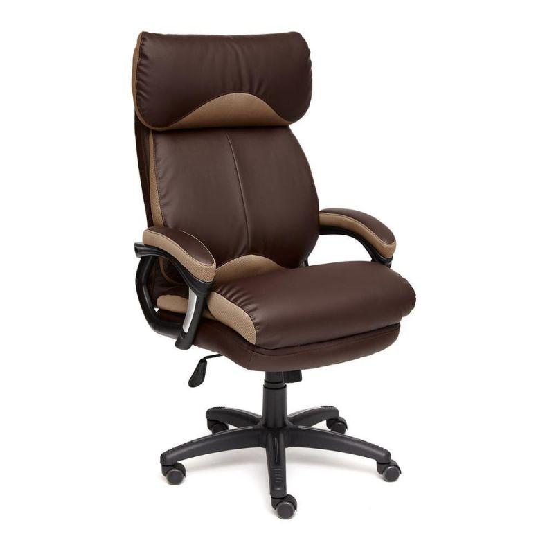 Кресло компьютерное офисное «Duke» Коричневый