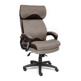 Кресло компьютерное офисное «Duke» (норка/коричневый)