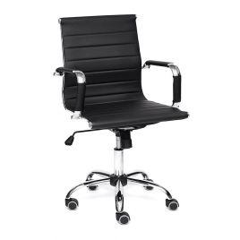 Кресло компьютерное для дома и офиса «Urban Low» Черный