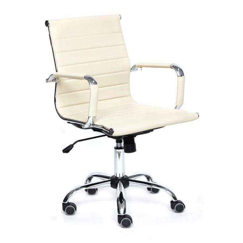 Кресло компьютерное для дома и офиса «Urban Low» Бежевый