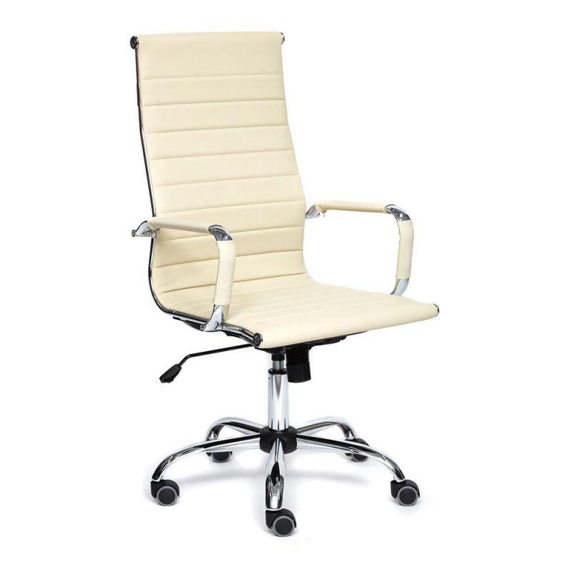 Кресло компьютерное для дома и офиса «Urban» Бежевый