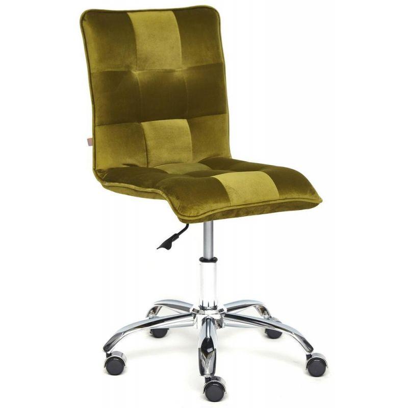 Кресло Zero Зеленый Велюр