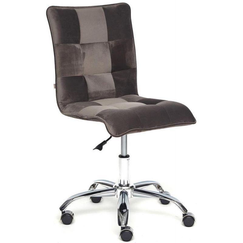 Кресло Zero Коричневый Велюр