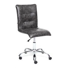 Кресло Zero ( Искусственная серая кожа )