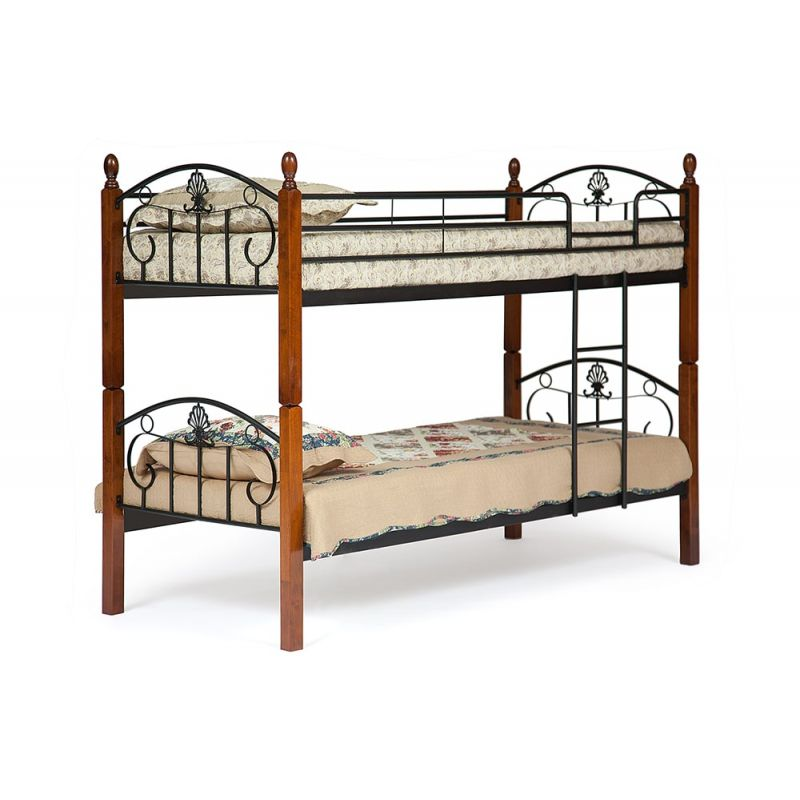 Кровать двухъярусная «Болеро» ( Bolero) (метал. каркас)