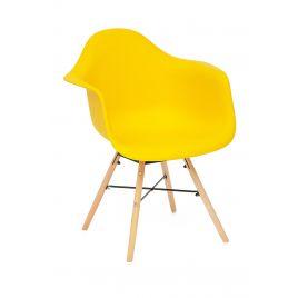 Кресло Secret De Maison «Синди» (Cindy EAMES) (Желтый)