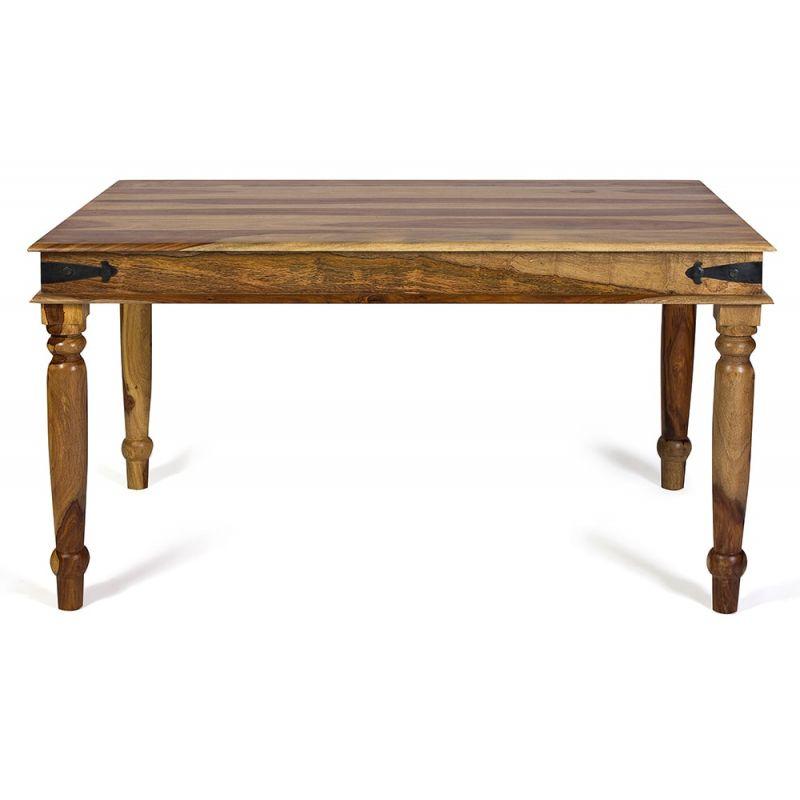 Стол обеденный деревянный прямоугольный «Бомбей» TB-1001 В Палисандр