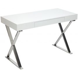 Стол письменный LAZETTI Белый