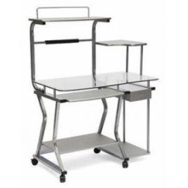 Компьютерный стол с надстройкой ST-S240 (Серебро)
