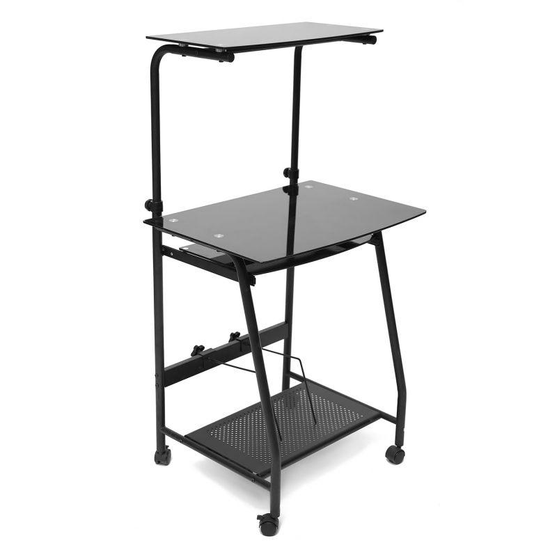 Компьютерный стол Prima WRX-03 (Чёрное)