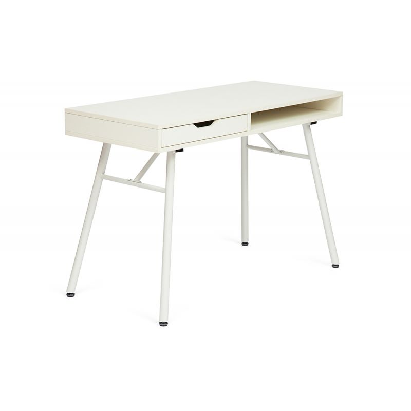 Стол компьютерный «WRX-12» (Белый)