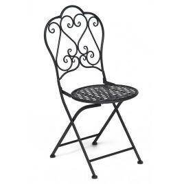 Кованый стул  «Лав Чэйр» Love Chair Чёрный