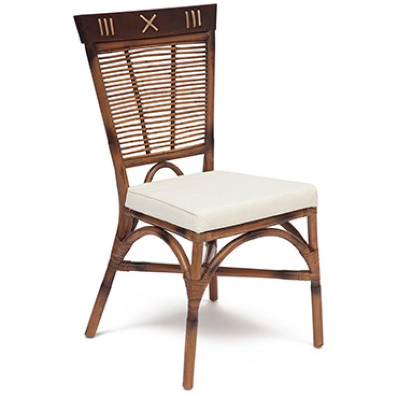 Стул деревянный Secret De Maison «Kavanto» (Каванто) (Коричневый антик)