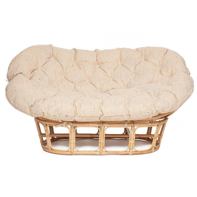 Диван - кресло из ротанга «Мамасан Эко» (Mamasan Eco) (Natural (натуральный) Беж