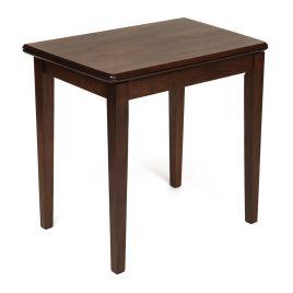 Стол обеденный деревянный расскладной Tempio Орех..