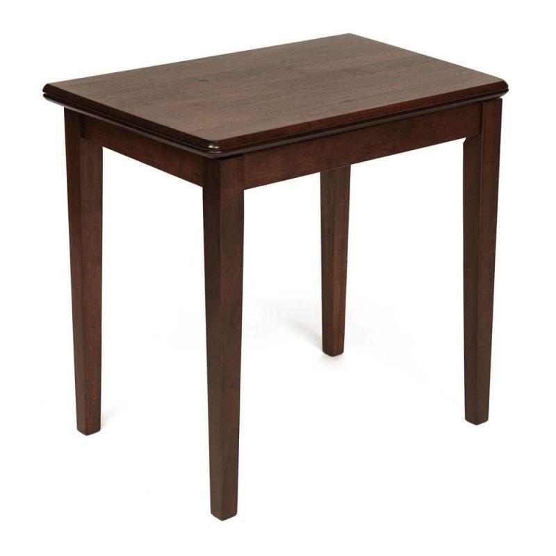Стол обеденный деревянный расскладной TEODORO Орех