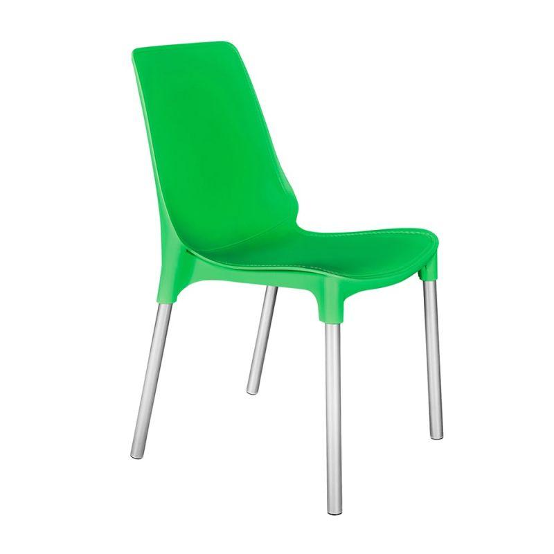 Стул Secret De Maison «Genius» Зеленый