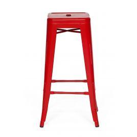 Табурет металлический Secret De Maison «Loft» Красный