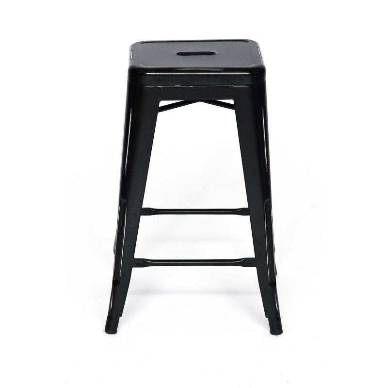Табурет металлический Secret De Maison «Loft» Черный