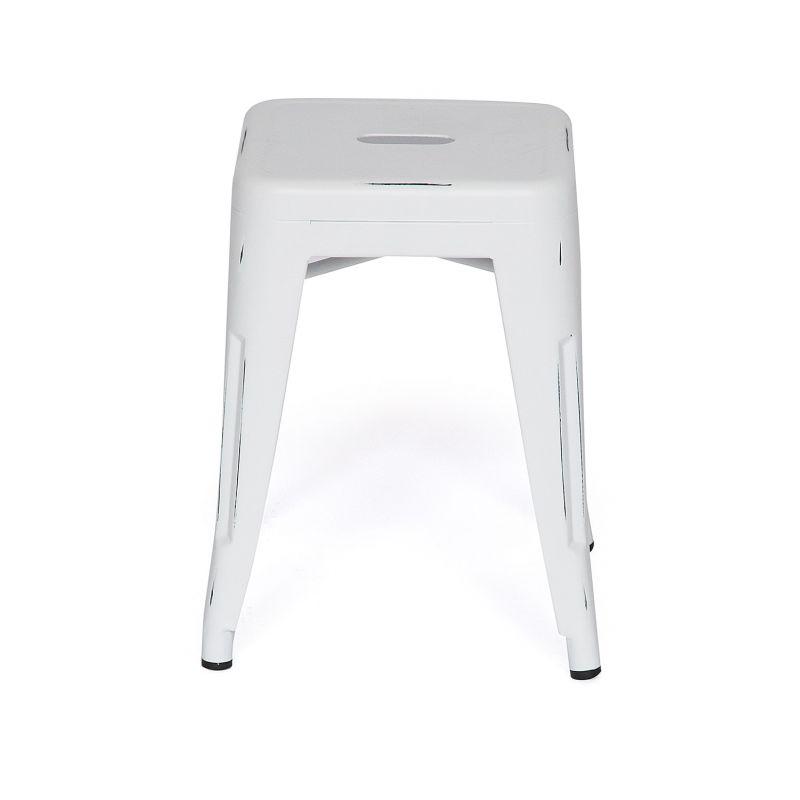 Табурет металлический Secret De Maison «Loft» Белый