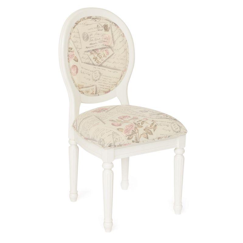 Стул деревянный с мягким сиденьем и спинкой «Париза» (Parisa) PA-SC
