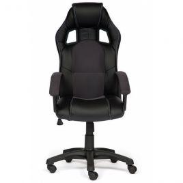 Кресло компьютерное DRIVER черный/серый для дома и офиса