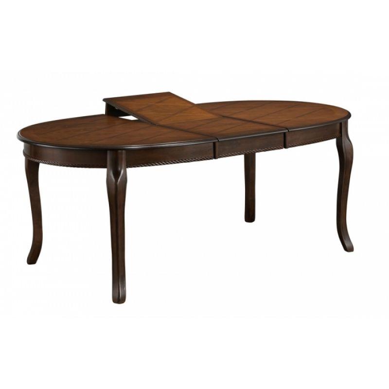 Стол обеденный деревянный раздвижной RY-T6EX Royal Орех