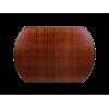 Стол обеденный деревянный Alicante AL-T4EX3 Темный орех